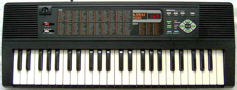 Kawai - Pop Keyboard PH50