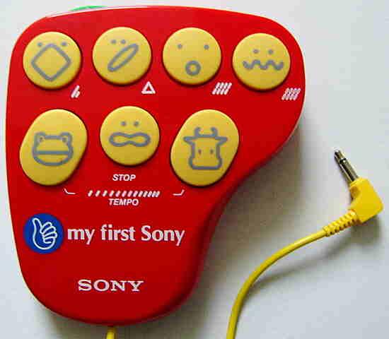 My First Sony - Sound Pad SOP-1000