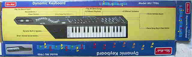 My Music Center, Superb Sound EK-91DX, Electronic Musical