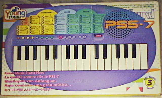 Yamaha PSS-7