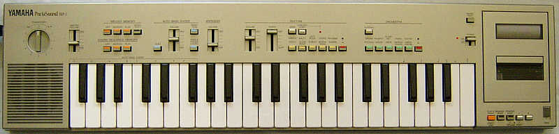 Yamaha PC-100, MP-1