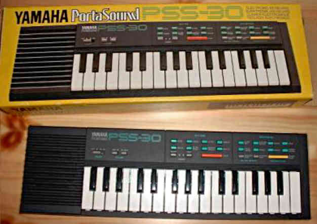 Yamaha pss 30 pss 130 for Yamaha piano keyboard models